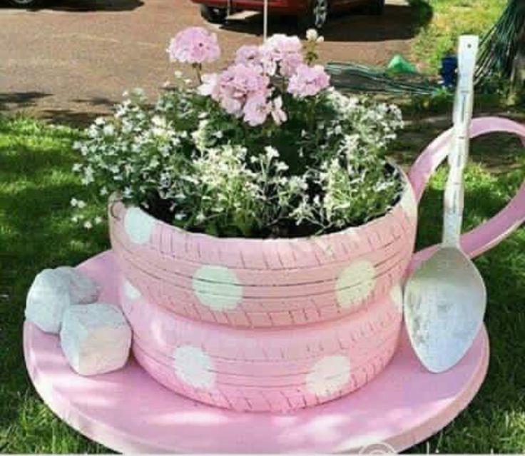 17 Melhores Ideias Sobre Blumentöpfe Für Draußen No Pinterest ... Graser Fur Blumentopfe