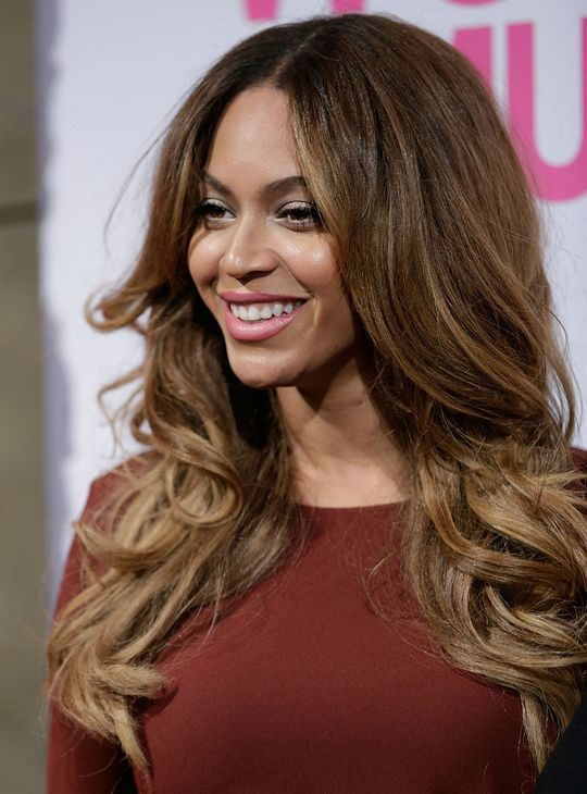 How to get it: Think Beyonce. Ask for bronde color created using a combination of balayage highlights/lowlights and a warm-toned rinse. The idea is to leave the salon with color that looks natural, only enhanced. If you're starting with dark hair, the stylist will begin by lightening it a couple of shades.