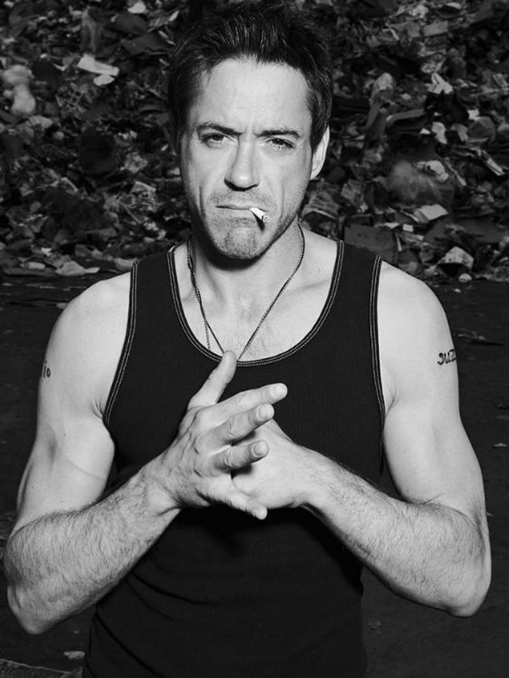 Robert Downey Jr. por Andrew MacPherson