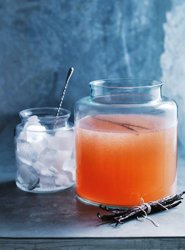 Grapefruit Vodka Punch | Donna Hay