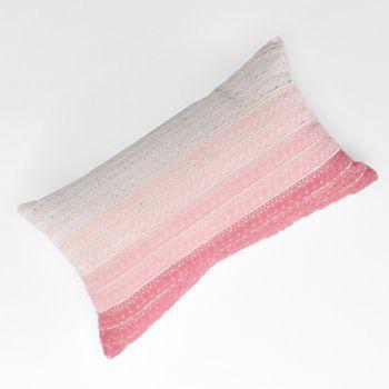 #LCLaurenConrad Tea Party Ombre Lace Decorative Pillow