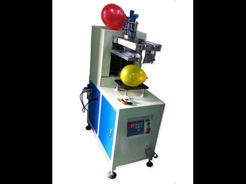 Balloon Screen Printer,Impressora da tela Balloon, Balloon Screen Print ...