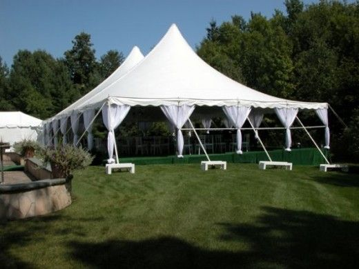 Tents 101 - Your Guide to Renting a Tent for a Wedding or Party