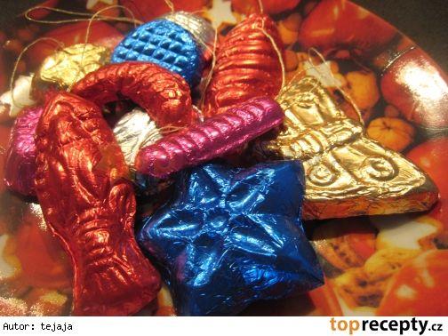 Čokoláda - kolekce na vánoční stromeček