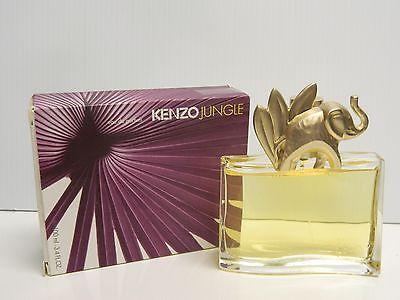 Kenzo Jungle L Elephant Eau De Parfum Spray 3.4 Oz / 100 Ml for Women