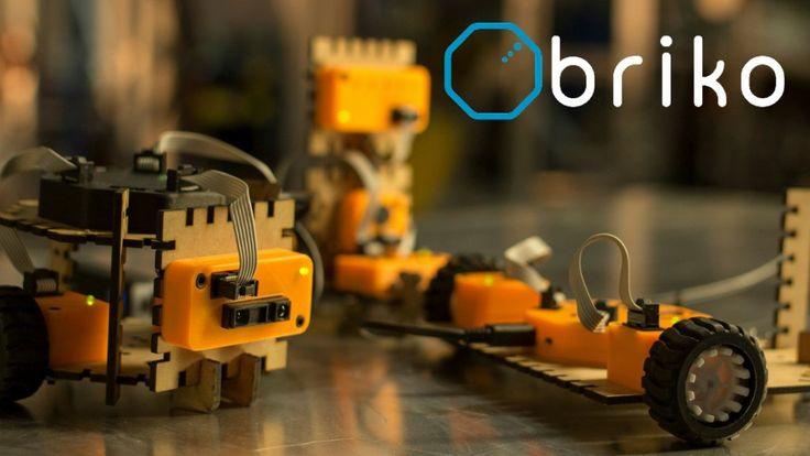 Briko es un startup mexicanoquiencreó una línea para que todas las personas, desde los ocho años, puedan aprender los principios de robótica y programación mediante kits de juego que faciliten la comprensión de la tecnología y faciliten el desarrollo de futuros creadores que cambien el rumbo en México y Latinoamérica.Además de los kits, la empresa …