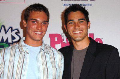 Tyler Hoechlin and Tanner Hoechlin