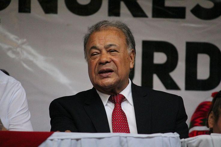 El coordinador nacional del Partido del Trabajo, Alberto Anaya, aseguró que pese a ello sigue firma la alianza de su instituto político con el Morena y Andrés Manuel López Obrador ...
