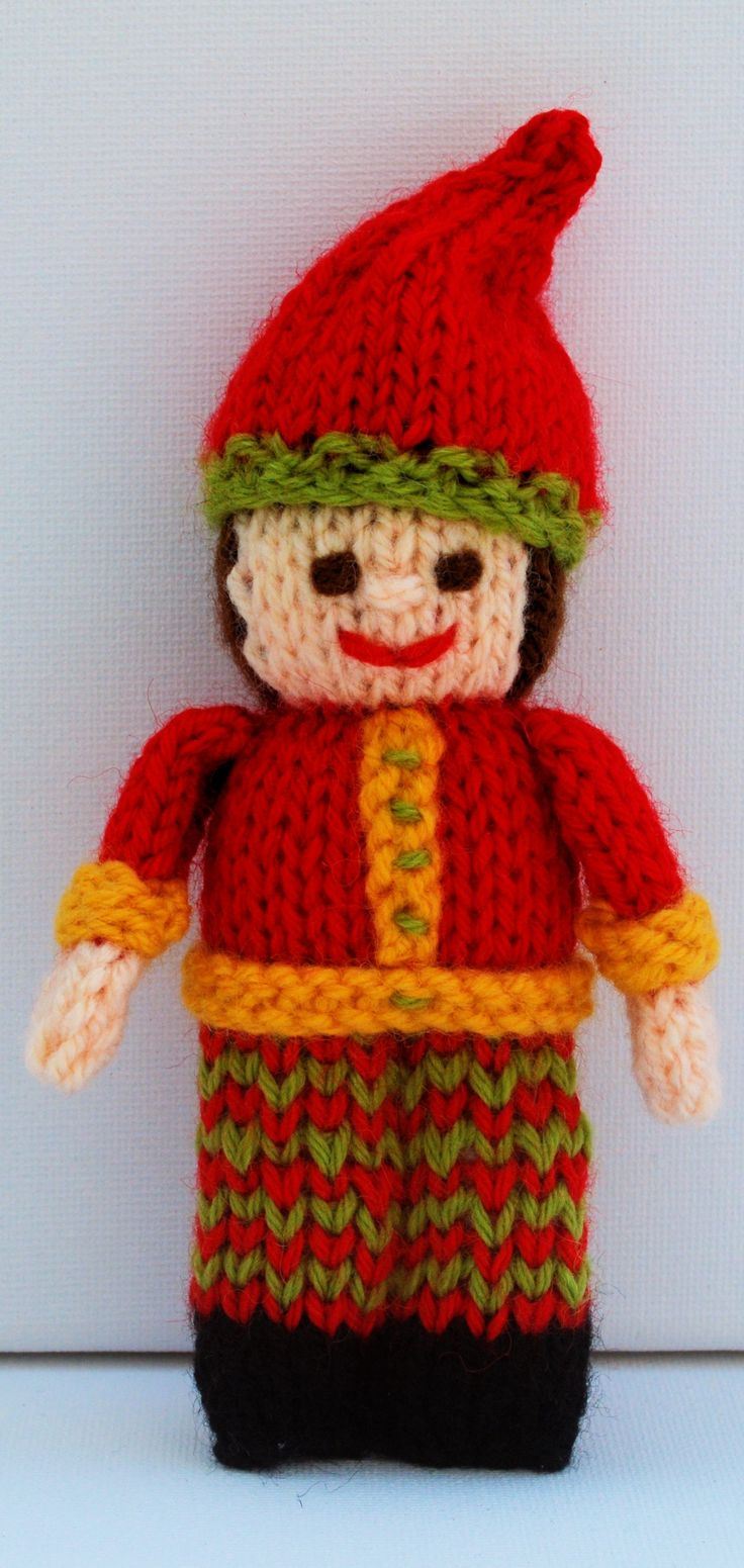 73 best knitted dolls patterns makerist store images on pinterest christmas elf knitting pattern bankloansurffo Image collections