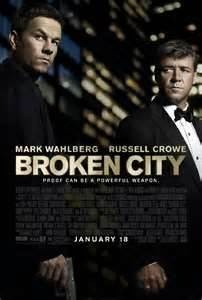 Broken City 2013 - Movie Poster and Trailer : Movies, Parties