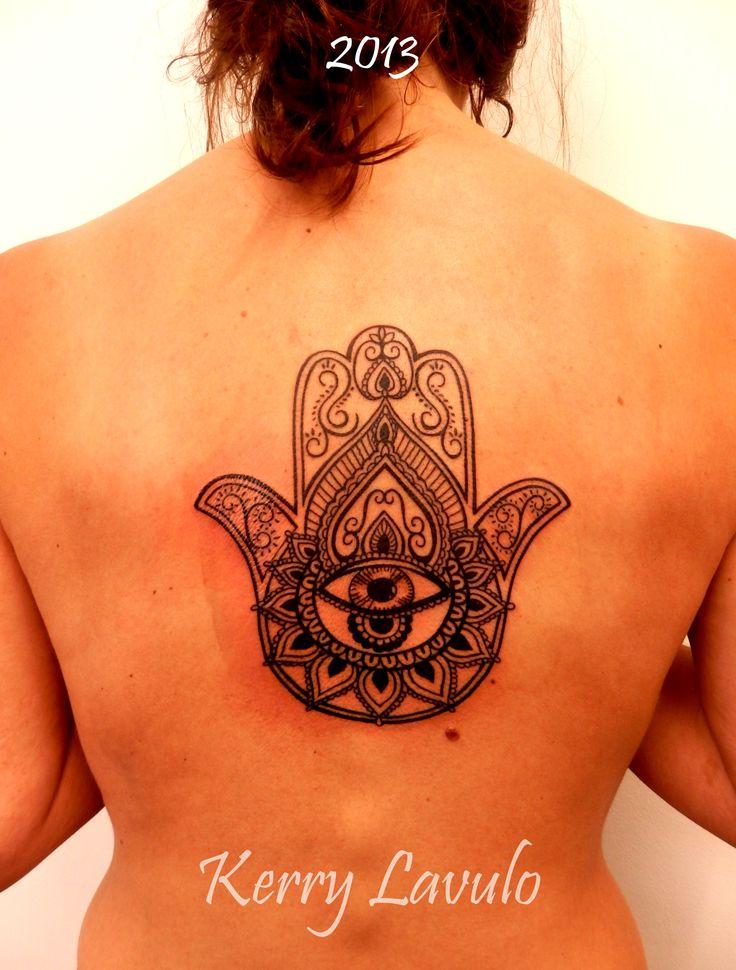 Hand of Fatima tattoo | Khamsa | Pinterest | Tattoos and ...