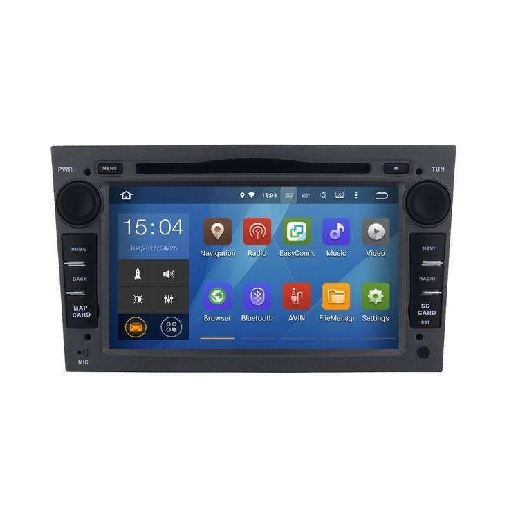 Quad core Android 5.1.1 Car DVD GPS radio for Opel Vauxhall Vectra Astra H Antara Zafira Corsa Meriva Vivaro Grey color 16G rom