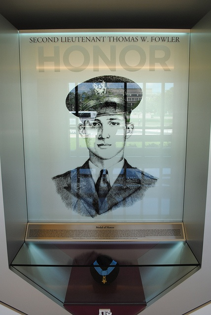 Thomas Weldon Fowler (October 31, 1921 – June 3, 1944) - Wichita Falls, TX,Texas A: a United States Army officer, and a recipient of the Medal of Honor for his actions in World War II.  On May 23, 1944 he led the 191st Tank Battalion in a combined armor-infantry attack near Carano in the Anzio Beachhead Italy. Eleven days later, Lieutenant Fowler was killed in action. He was posthumously awarded the Medal of Honor on October 28, 1944, for his actions during the battle near Carano.