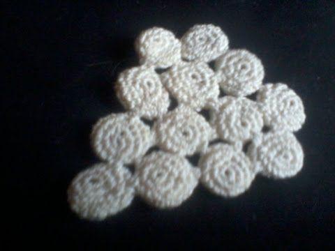 Irish Crochet Lace, grape motif
