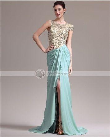 Amylinda™ Chiffon Evening Dress