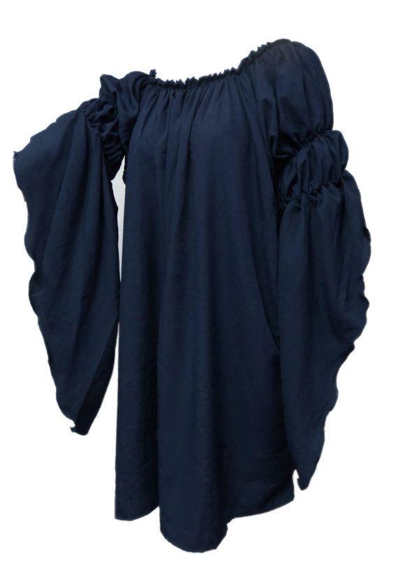 I-D-D Renaissance Medieval Peasant Dress Up by ReminisceShoppe