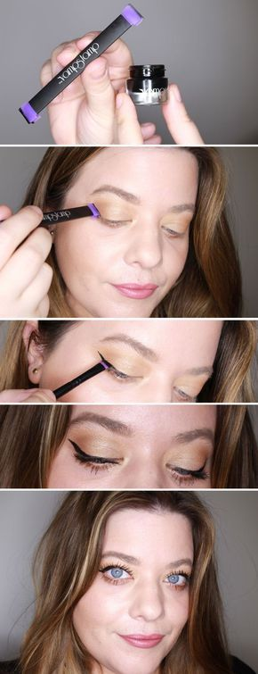 The Vamp Stamp eyeliner review - how to create the perfect cat eye every time!