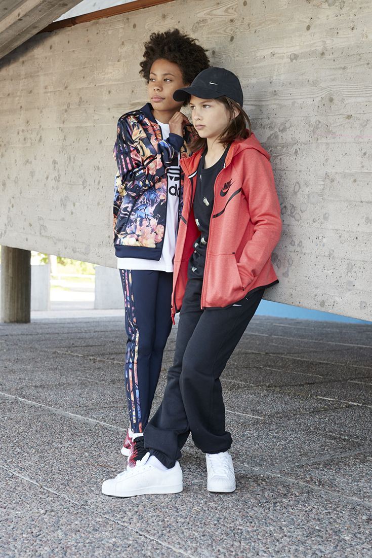 Back to school and back to cool with fashionable sportswear from ADIDAS ORIGINALS and NIKE. #stockmann #inspiroidu