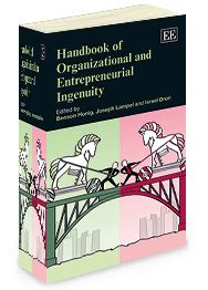 Organizational ingenuity is essential for effective action in a world where resources are increasingly scarce and regulations are ever more demanding. The authors examine existing models of this phenomenon and offer case studies and theoretical perspectives that illuminate the processes that shape high-quality outcomes. Cote : 112.72 HON
