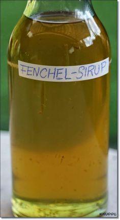Was cookst Du heute: Fenchel - Sirup bei Husten, Schnupfen und Erkältung