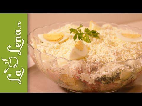 Salata Bulgareasca - Reteta VIDEO