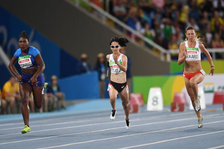 rio-2016-paralympic-games-athletics-20160911 #SaeTsuji #陸上 #パラリンピック #辻沙絵