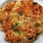 Sweet Potato and Ham Rosti's