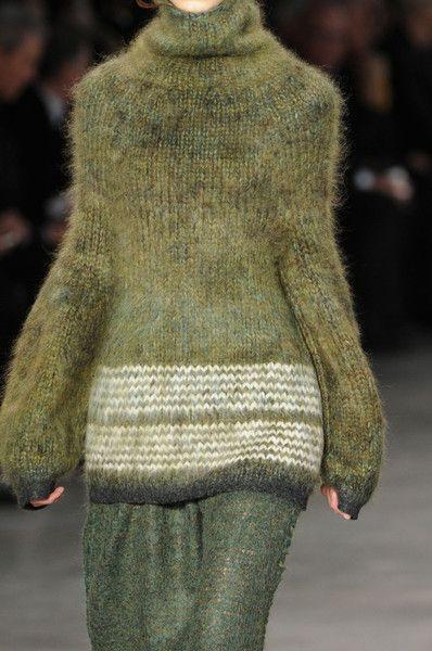 Calvin Klein Fall 2014 - Details