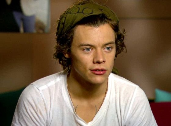 Harry Styles Reveals How He Knows When a Girl's Intentions Are True, Says Handling Fame Is Not That Hard on | E! Online Mobile