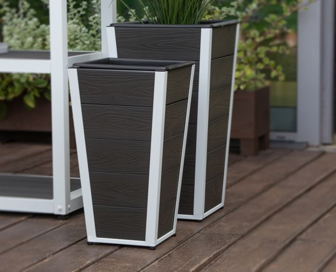 Komplet Donic Ogrodowych Toulouse Planters Toulouse Home