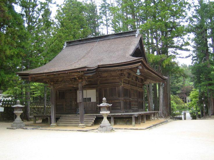 高野山・金剛峯寺 愛染堂(あいぜんどう)