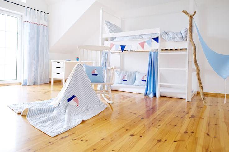 Wie viel sollte ein Kinderzimmer kosten? Maritime möbel