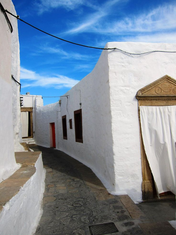 #architecture #patmos #greekislands