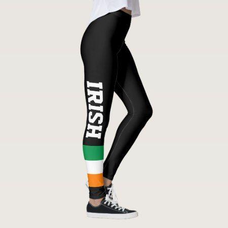 Irish flag custom leggings for St Patricks Day - click to get yours right now! #irish #ireland #leggings #leggins #stpatricksday #stpatricks #stpaddysday #stpattys #stpattysday  #leggingsarepants #irishflag #fashion #holidayfashion