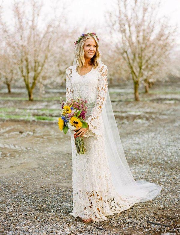 Lace Craze { Style Inspiration } - Modern Weddings Hawaii : Bridal Inspiration