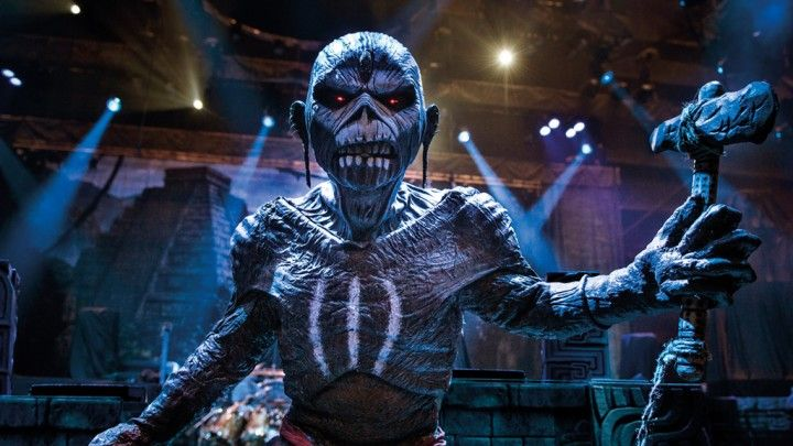I Spent Five Days In Mexico With Iron Maiden - Feature - Metal Hammer