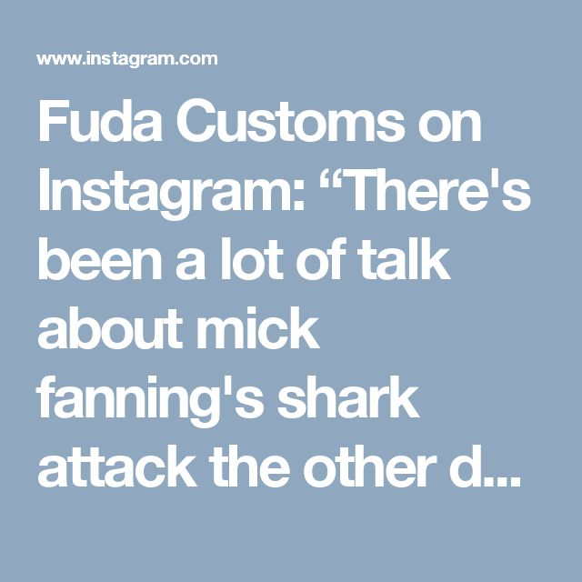 """Fuda Customs on Instagram: """"There's been a lot of talk about mick fanning's shark attack the other day so in his honor, custom great white designs on most shoes $150.…"""" • Instagram"""