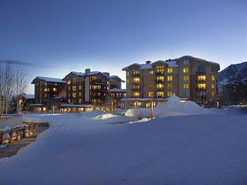 Hotel Terra - Teton Village, Jackson, Wyoming (stayed here September 2010).