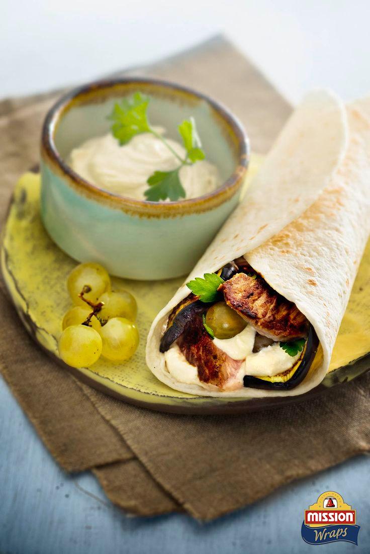 #missionwraps #danie #główne #przepis #szybko #zdrowo #jedzenie #pomysł #obiad #witaminy #okazje #wraps #food #inspiration #meal #zucchini #idea #grapes #meat www.missionwraps.pl