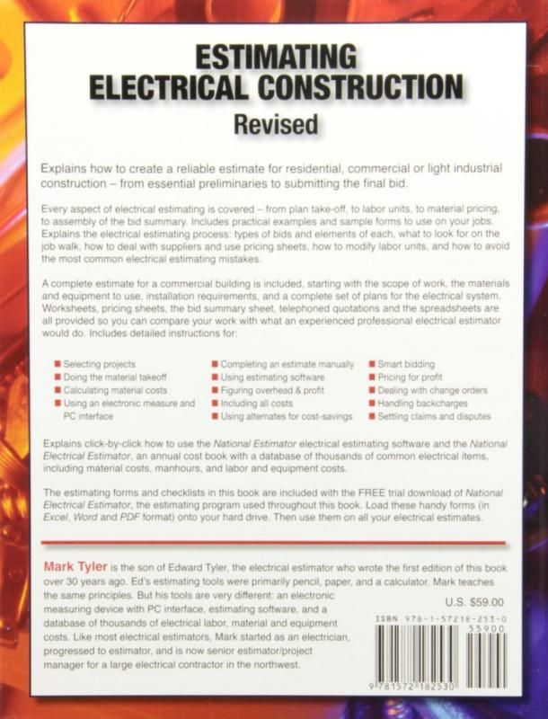 Free Electrical Estimating Spreadsheet S973444461808731461 P54 I5 W1952 Electrical Estimating Electricity Sample Resume Templates