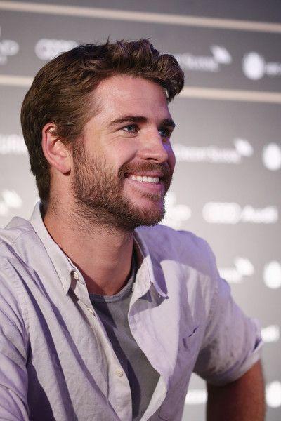 Liam Hemsworth Photos - 'The Dressmaker' Press Conference - Zurich Film Festival 2015 - Zimbio