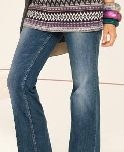 Saldi jeans taglie forti