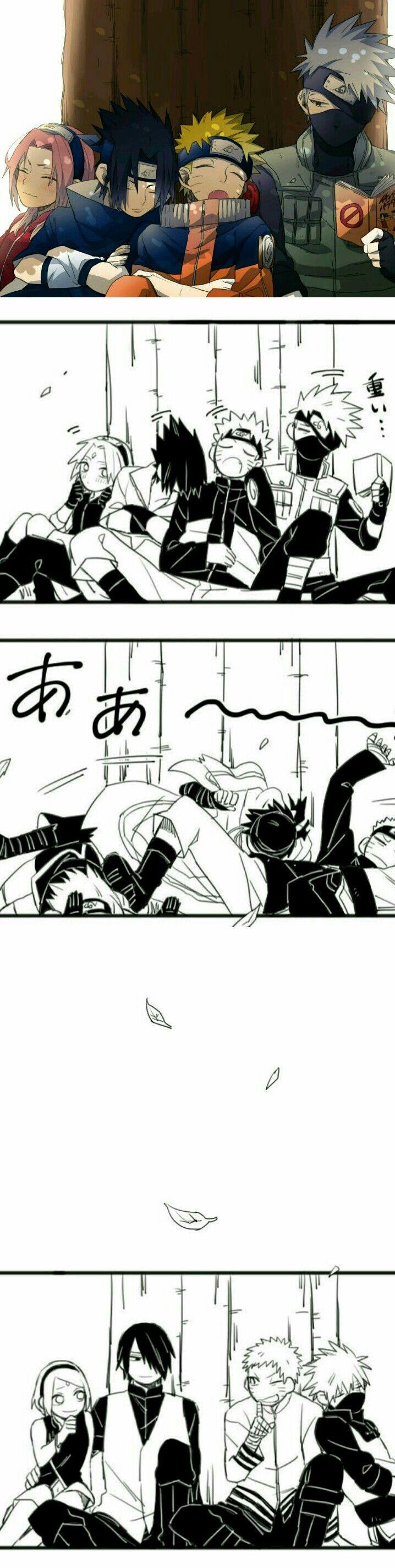 Naruto•••acabou