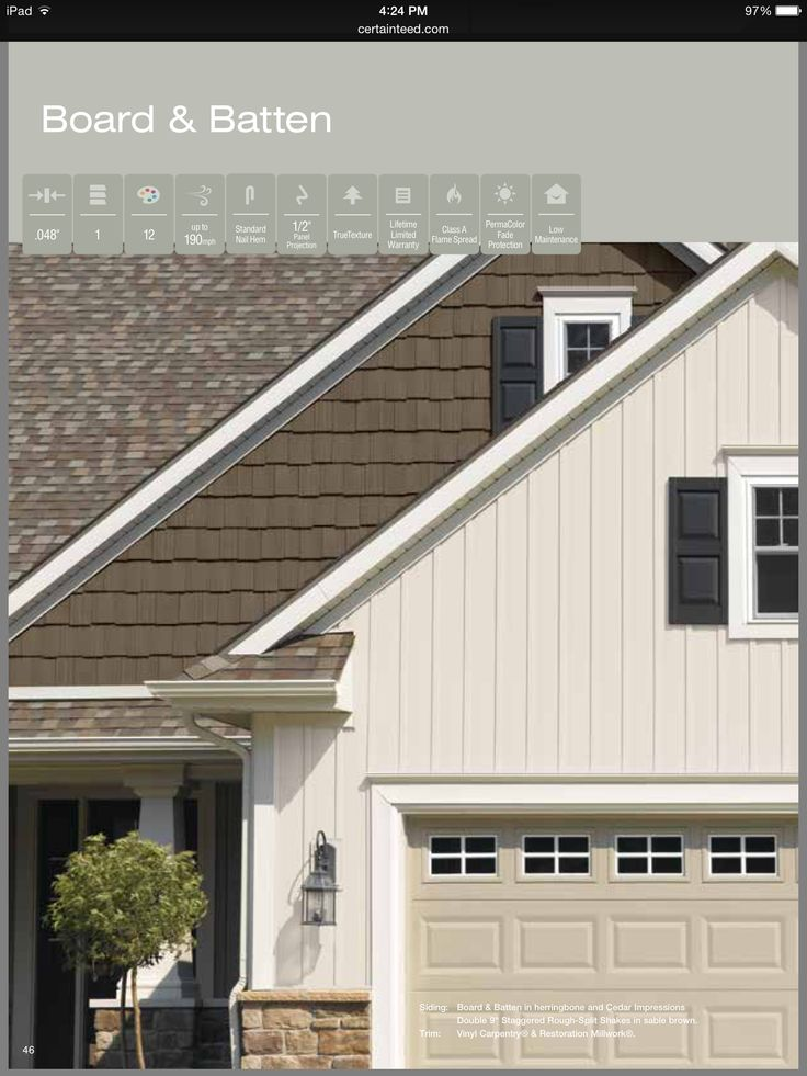 Exterior Siding: Pin By Donna Harvey On Exterior Ideas
