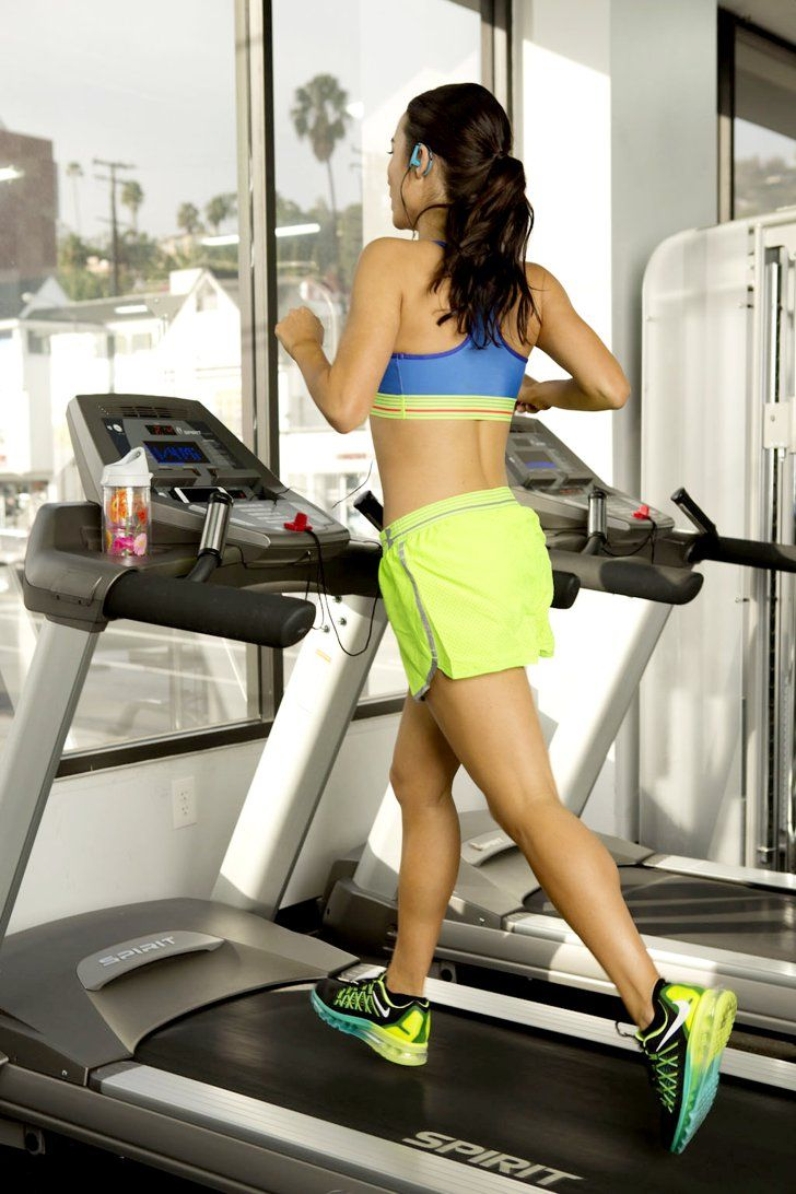 Pin for Later: This Is How to Burn Tons More Calories at the Gym On the Treadmill