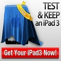 Be the First to Get the New IPad 3