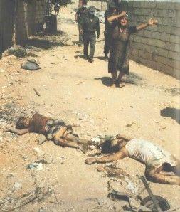 16 Septembre 2010. Il y a 28 ans, les massacres de Sabra et Chatila