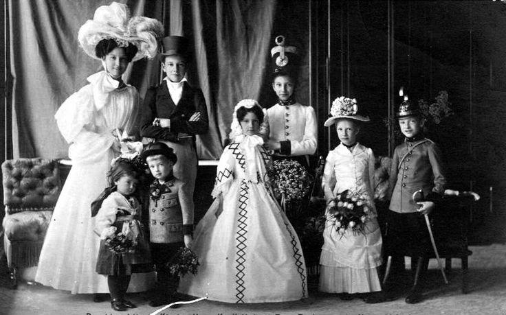 Marie Valerie's children