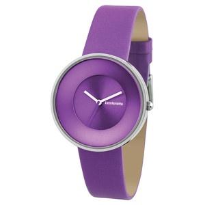 Cielo Watch Purple Leather