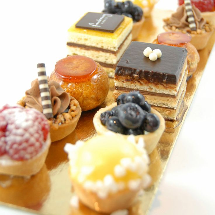 Let guests customize their dessert experience by offering ...